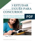 Como Estudar Portugues