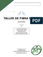 Taller - Fundamentos de Fibra Ópica