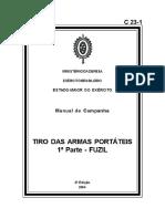 Manual de Armamento e Tiro  -  C-23-1 -Parte 1 - Exercito Brasileiro.pdf