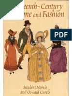 Historia Del Traje Siglo XIX