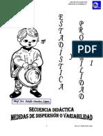Secuencia Didactica Medidas de Disper