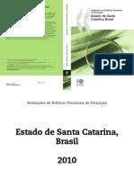 Avaliações de Políticas Nacionais de Educação Estado de Santa Catarina, Brasil (OCDE).pdf