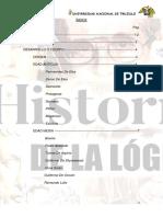 historia de La Lógica