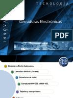 Cerraduras electronicas Autonomas 2013.pptx