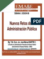 MARTIN Administración Pública Semana5 SESION9B