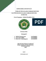 Paper Kimia Lingkungan Kelompok 5 New