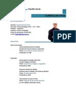 CV Profesionales