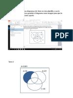 Plantilla Diagramas de Venn