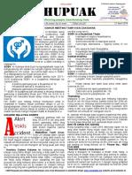 Thupuak Volume 12, Issue 46 (22 April 2018)