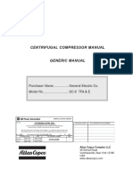 Manual Compresor Centrifugo