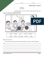Unit 2 - Paper 2 - Section c