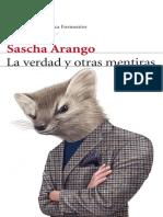 La Verdad y Otras Mentiras, De Sascha Arango