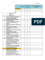 Gfsi Fssc 22000 Audit Checklist