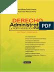 INDICE - Derecho Administrativo