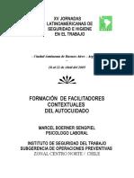 Formacion de Facilitadores Contextuales