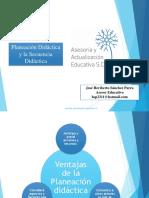 Planeación y Secuencia Didáctica
