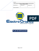 SID-ELORSA-002.Plan de Acciones Mitigativas