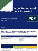 20160707 Headcount Planning Final v1.0
