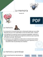 La Memoria