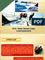 Presentacion Auditoria Admtiva (CONGRESO) CUSAM