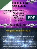 Konflik Sosial Kelompok 1 (Ips 1)