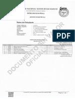 Reporte Matricula 2017