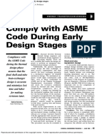Comply With ASME