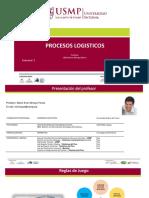 Procesos Logisticos Sesion 1