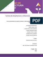 Informe 2 (Ascensores de Concreto y Montacargas)