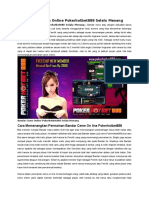 Bandar Ceme Online Pokerhotbet888 Selalu Menang