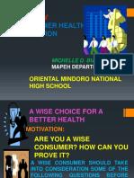 Lesson 1 Health