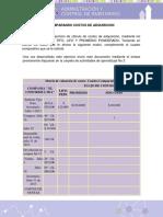 Comparando Costos de Adquisición-Guía Aap2 2