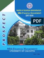 Prospectus MBA FM 2017 2019