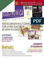 Saber Electrónica No. 139