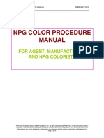 Color Approval Procedure Manual.updated.02.19.15