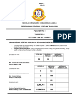 Cover Page for Exam - f4 Fizik MAC k1