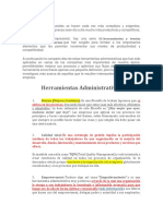 Conceptos Adm Herramientas
