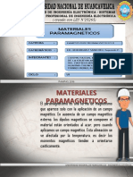 Trabajo Materiales Paramagneticos