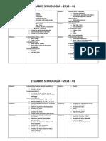 Syllabus Semiologia 2018-01