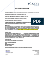 VP Pre-tenancy Agreement r2.1(1)