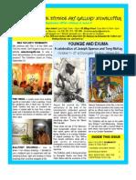 Doongalik Studios September 2010 Art Newsletter