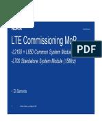 LTE Comm MoP Ver2