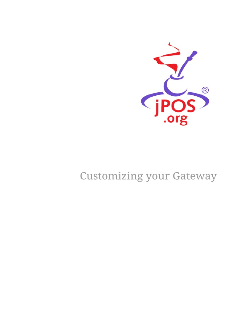Jpos Custom Gateway   Java (Programming Language)   Computer