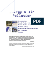 18. Energy and Air Pollution