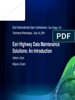 GIS roads and highways data model.pdf
