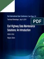 GIS roads and highways data model.pdf