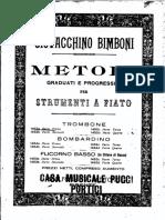 Método para Trombone, Bombardino e Flicorno Basso - G. Bimboni.pdf