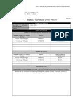 Planilla Carpeta de Acceso Publico - Atcco SRL