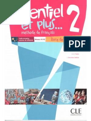 317419084 Essentiel Et Plus 2 Livre Pdf