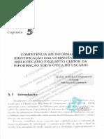 CAP_LIVRO_Competencia Em Informação Do Bibliotecário Enquanto Gestor Sob a Otica Do Usuário